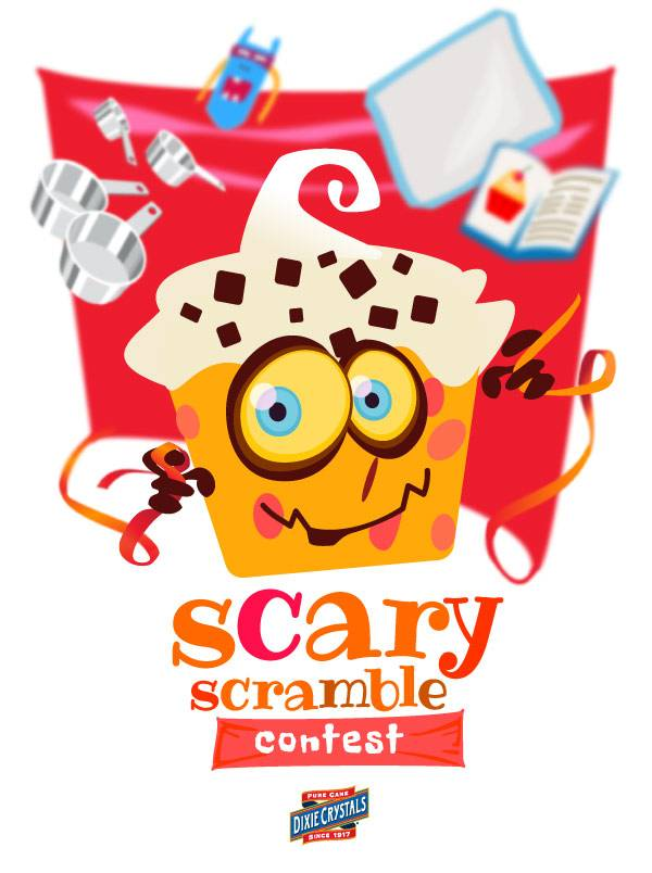 Scary Scramble Contest