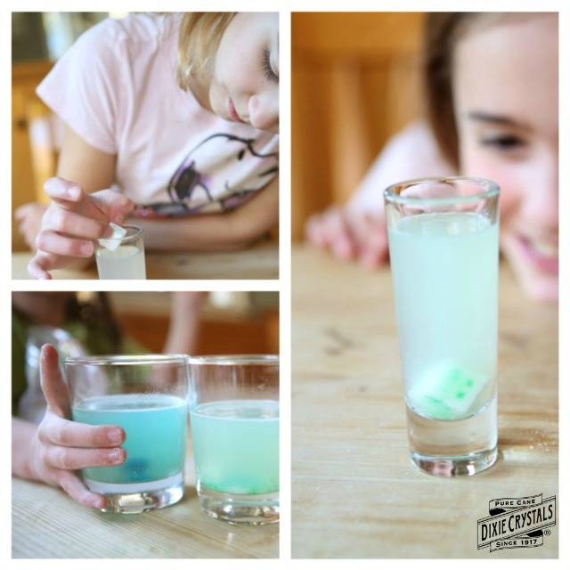 Sugar Science Experiments for Kids