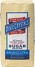 Extra Fine Granulated Pure Cane Sugar Pouch or Bags