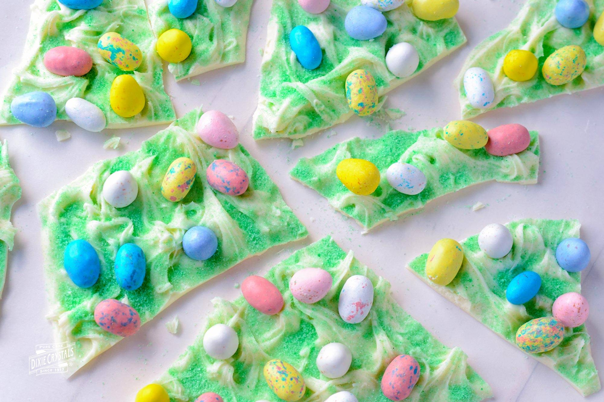 Easter Bark Candy