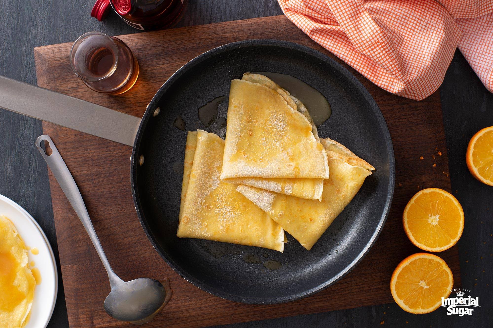 Crepes Suzette Dixie Crystals