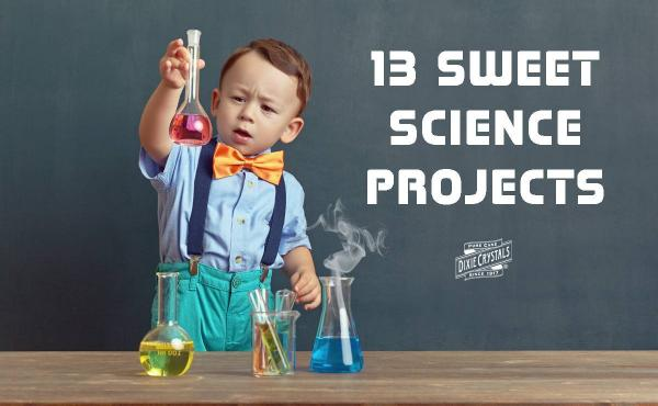 13 Sugar Science Projects for Kids