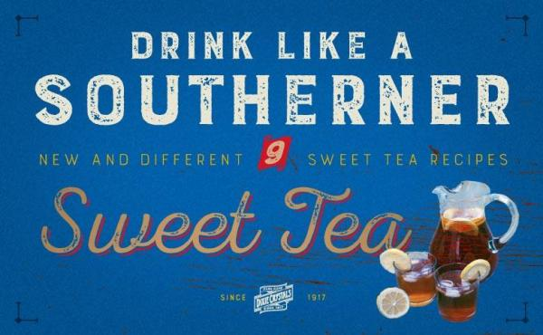 Drink Like a Southerner: Sweet Tea Recipes