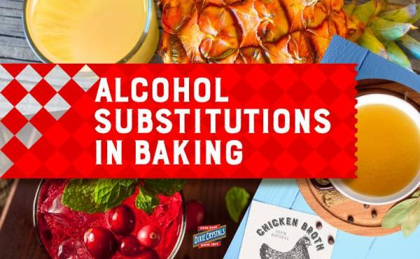 Alcohol Substitute Suggestions for Boozy Dessert Recipes Dixie