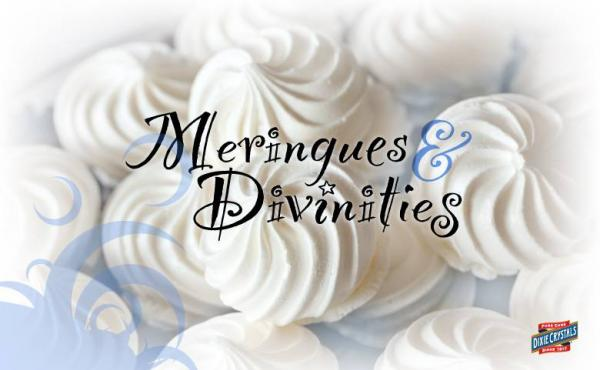 Meringues and Divinities – Fluffy Holiday Favorites Dixie