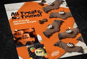All Treats, No Tricks Kid-Friendly Halloween Cookbook