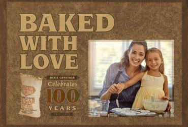 Dixie Crystals 100th Anniversary Cookbook