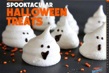 Spooktacular Halloween Treats Cookbook