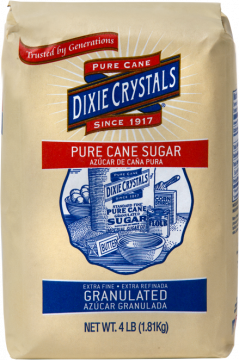 Extra Fine Granulated Pure Cane Sugar Bag