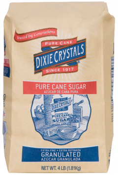 Dixie Crystals Extra Fine Granulated Sugar