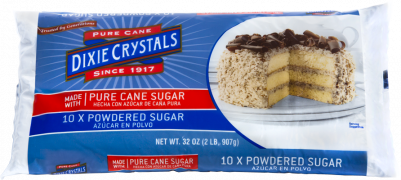 Dixie Crystals Confectioners Powdered Sugar