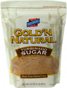 Gold 'N Natural Turbinado Sugar Pouch