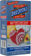 Dixie Crystals 1lb Powdered Sugar
