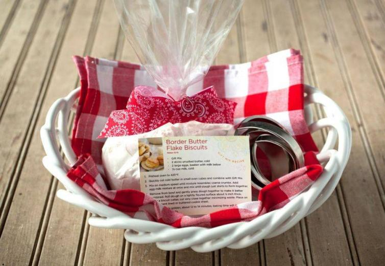 Border Butter Flake Biscuits Gift Mix