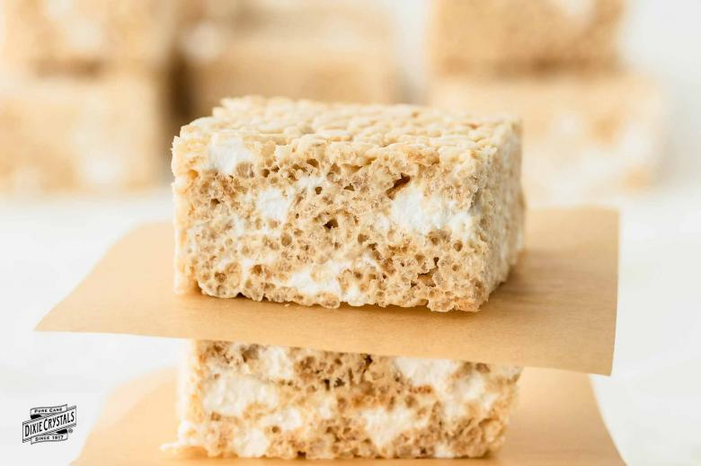 Browned Butter Rice Krispie Treats