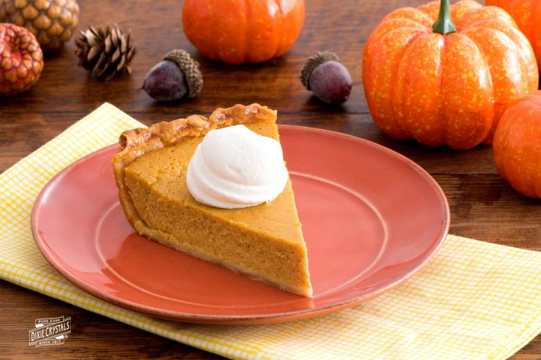Chef Eddy's Pumpkin Pie