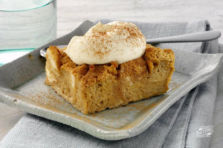 Chef Eddy's Bread Pudding