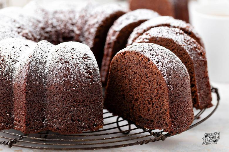 Chocolate Root Beer Pound Cake