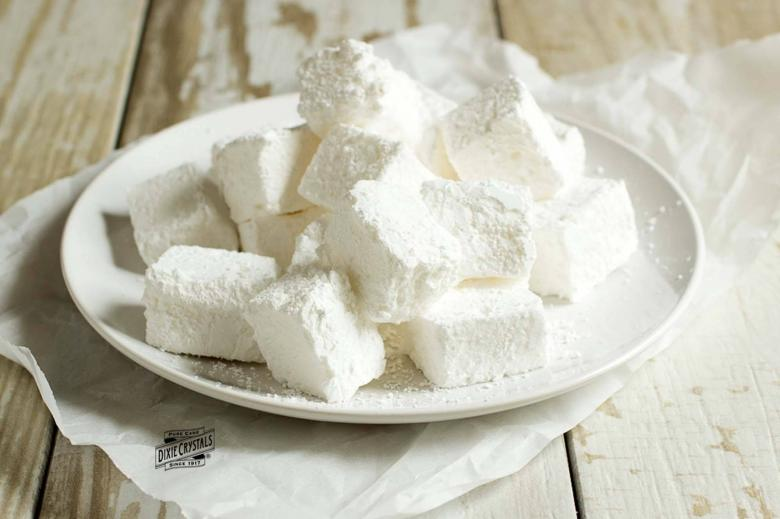Corn Syrup Free Marshmallows