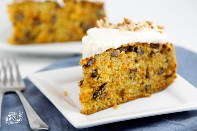 G. Victoria Carrot Cake