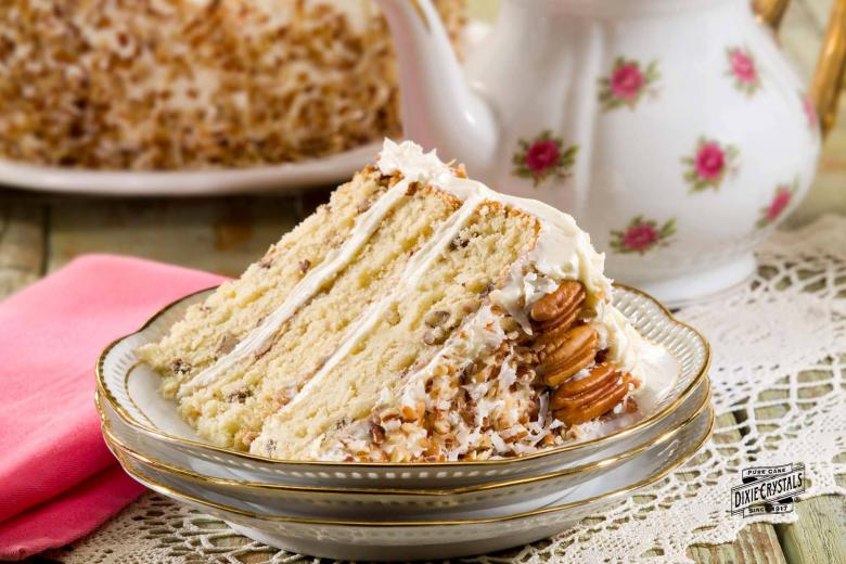Cream Cake Recipe In English: Italian Cream Cake