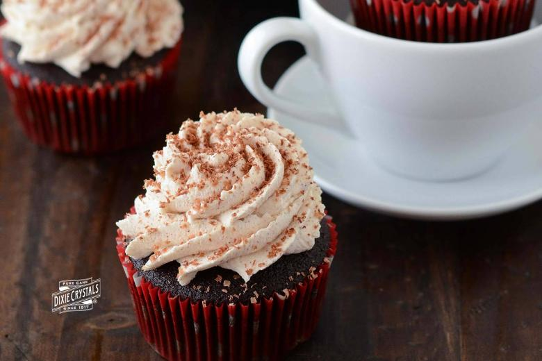 Cayenne Spiced Whipped Cream Frosting