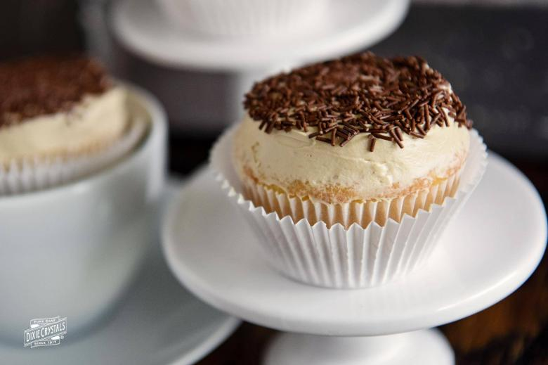 Mocha Coffee Butter Cream Frosting
