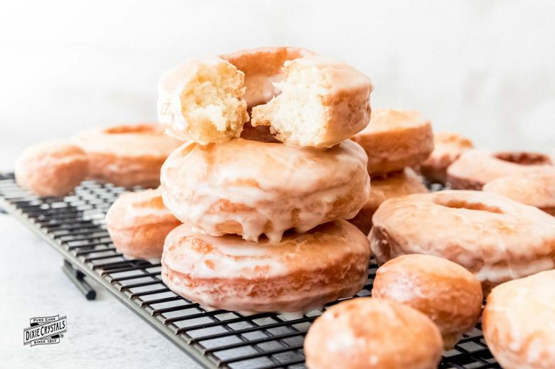Old Fashioned Doughnuts