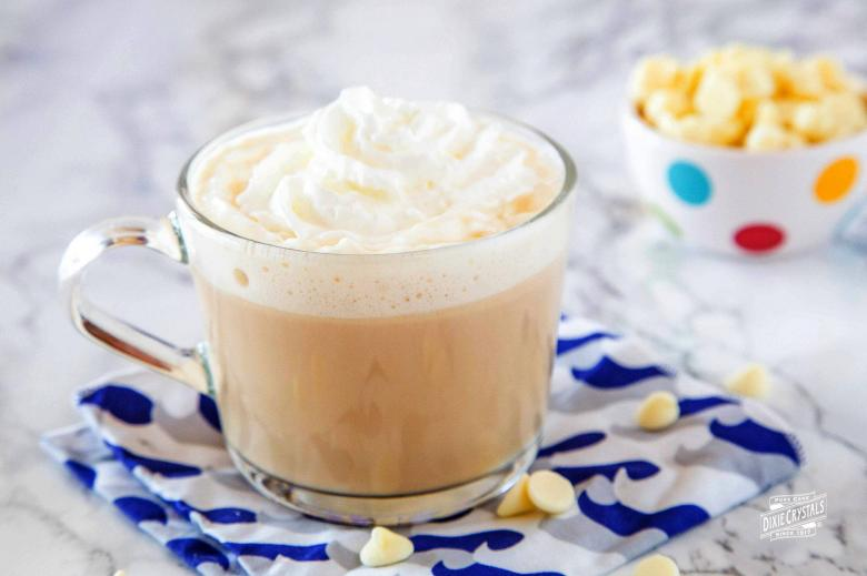 Toasted White Chocolate Mocha
