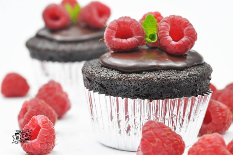 Ultimate Chocolate Cupcakes with Dr. Pepper