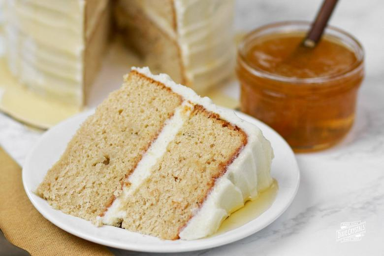 Honey Lover's Honey Cake