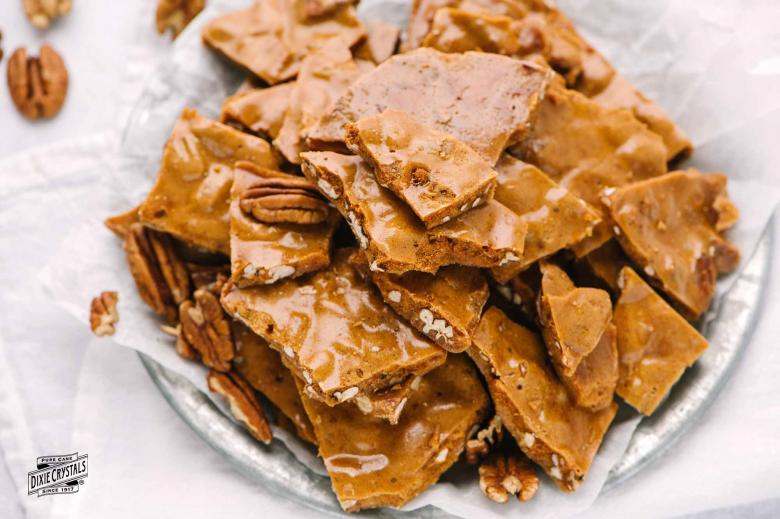 Pecan Brittle Candy