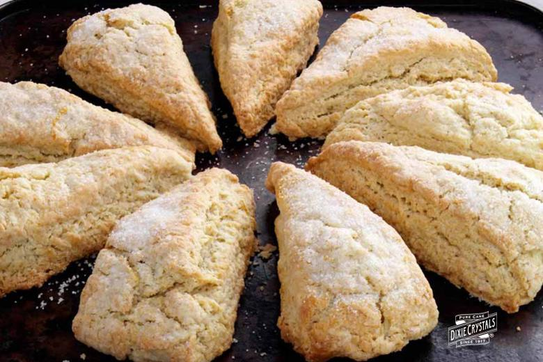 Sour Cream Scones