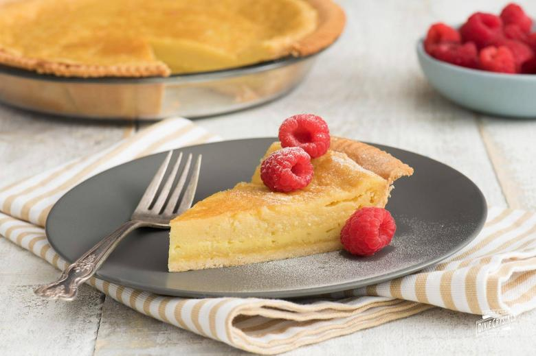 Southern Classic Chess Pie