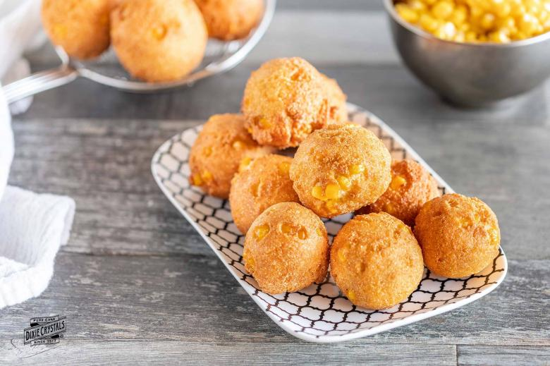 Sweet Corn Hushpuppies