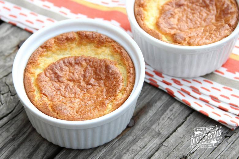 Sweet Corn Soufflé
