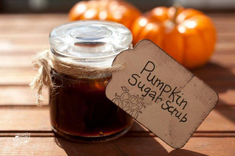 Pumpkin Brown Sugar Body Scrub