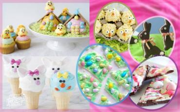 Eggs, Bunnies & Chicks - Five Irresistible Easter Treats