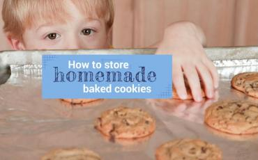 How to Store Homemade Baked Cookies