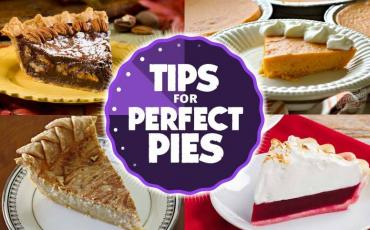 Perfect Holiday Pie Recipes