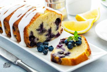 Blueberry Buttermilk Quick Bread