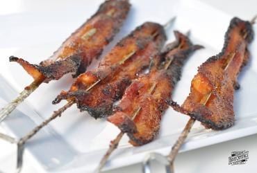 Brown Sugar Bacon Sticks