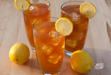 Brown Sugar Lemonade