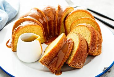 Butterbeer Pound Cake