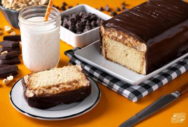 Candy Bar Pound Cake