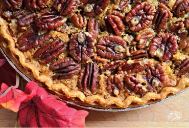 Catherine's Pecan Pie