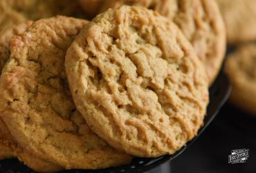 Chef Eddy's Peanut Butter Cookies