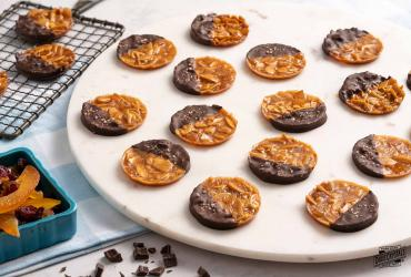 Chocolate Florentines Dixie
