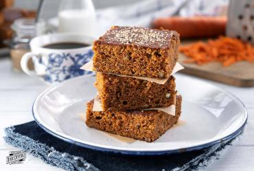 Cholesterol-Free Carrot Breakfast Cake