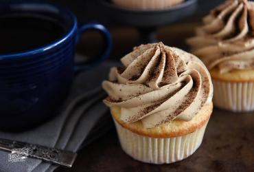 Coffee Butter Cream Frosting